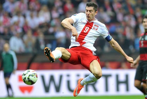 Nationalmannschaft, Polen, Robert Lewandwoski, Nationalmannschaft, Polen, Robert Lewandwoski