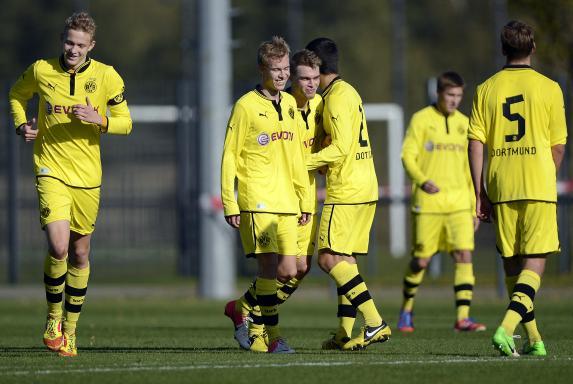 U19, Borussia Dortmund BVB, Jannik Bandowski, Saison 2012/2013, U19, Borussia Dortmund BVB, Jannik Bandowski, Saison 2012/2013