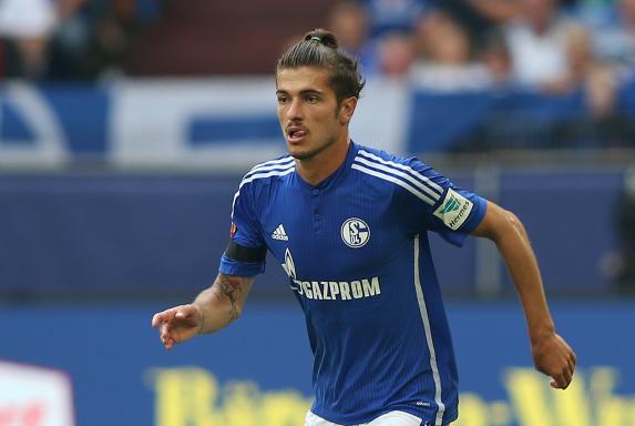 Roman Neustädter, FC Schalke 04.