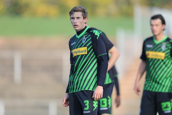 Regionalliga West, Borussia Mönchengladbach II, Saison 2013/14, Christopher Lenz, Regionalliga West, Borussia Mönchengladbach II, Saison 2013/14, Christopher Lenz