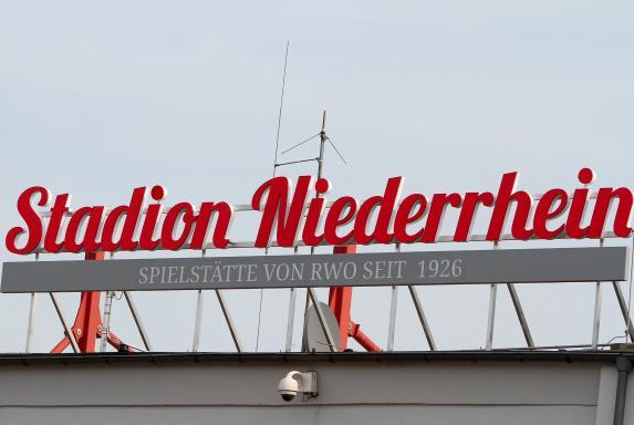 RWO, Rot-Weiß Oberhausen, Stadion Niederrhein, Saison 2014/15, RWO, Rot-Weiß Oberhausen, Stadion Niederrhein, Saison 2014/15