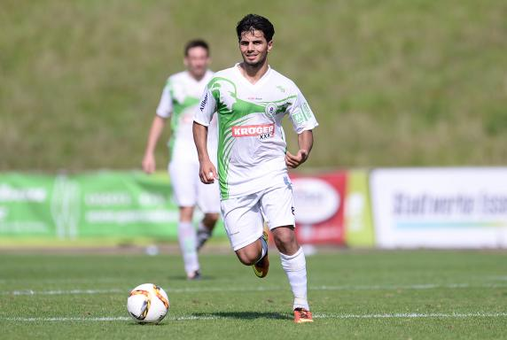 FC Kray, ömer akman, Saison 2015/2016, FC Kray, ömer akman, Saison 2015/2016