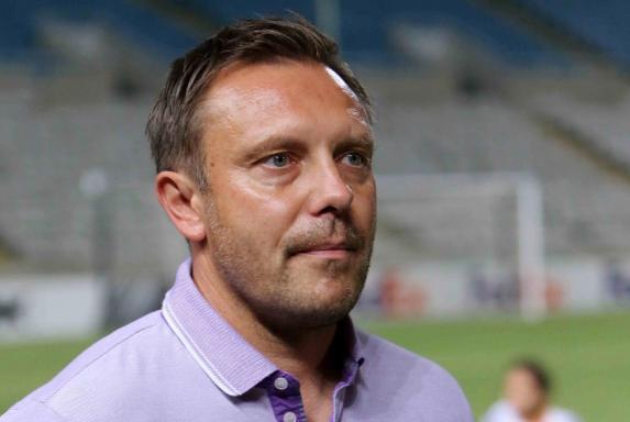 André Breitenreiter, Trainer FC Schalke 04.