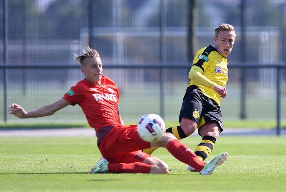 Rot-Weiss Essen, RWE, Rot-Weiss Essen U19, RWE U19, Timo Becker, Rot-Weiss Essen, RWE, Rot-Weiss Essen U19, RWE U19, Timo Becker