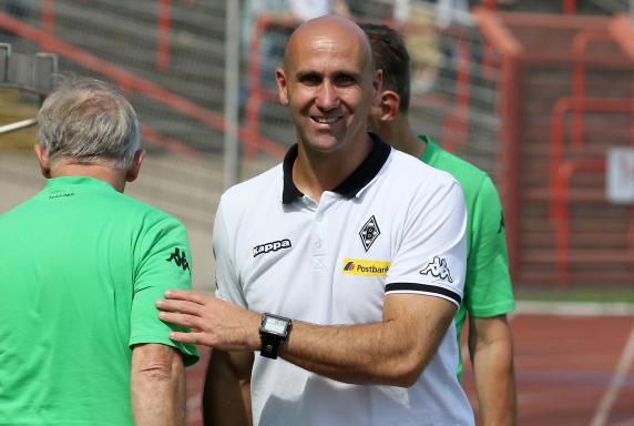 Andre Schubert, Saison 15/16, RWO-Borussia Mönchengladbach 2, Andre Schubert, Saison 15/16, RWO-Borussia Mönchengladbach 2