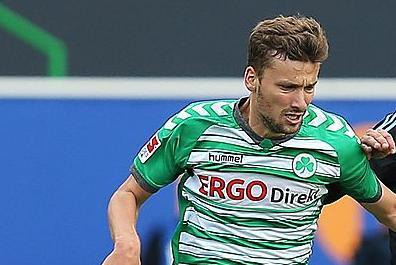 2. Liga: Fürth setzt Erfolgsserie gegen Paderborn fort
