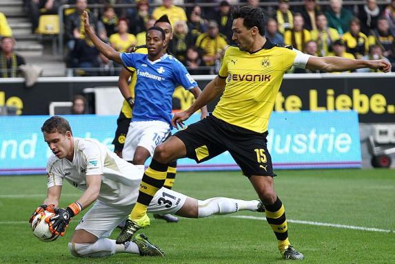 BVB: Darmstadt schockt Dortmund in der 90. Minute