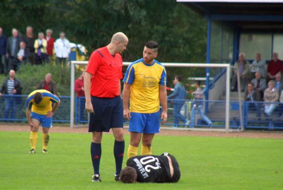 Burak Bahadir, SSV/FCA Rotthausen, Saison 2014/2015, Gerrit Praß, Thomas Pidun, Burak Bahadir, SSV/FCA Rotthausen, Saison 2014/2015, Gerrit Praß, Thomas Pidun