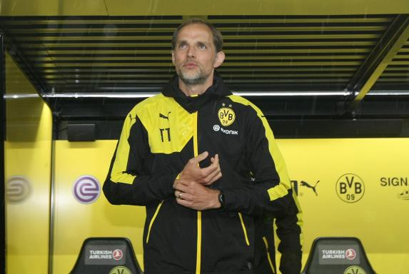 Trainer, Borussia Dortmund, Thomas Tuchel, Saison 2015/16, Trainer, Borussia Dortmund, Thomas Tuchel, Saison 2015/16