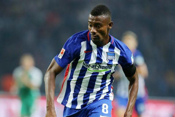 Hertha BSC, Salomon Kalou