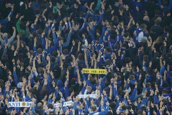 Schalke-Ultras, UGE, Derby, Borussia Dortmund.