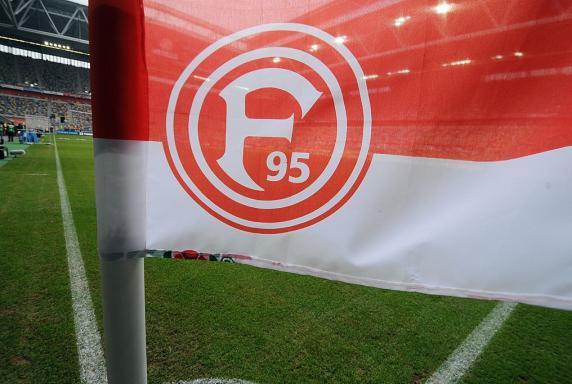 Fortuna Düsseldorf, Fahne