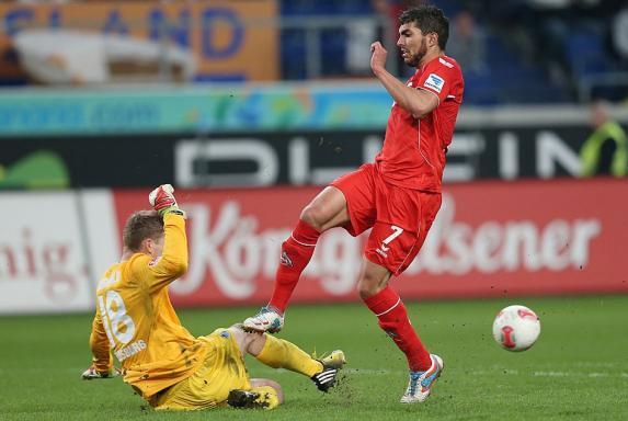 Fortuna Düsseldorf: Ex-Kölner trainiert mit