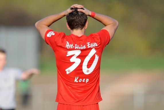 RWE, Regionalliga West, Benedikt Koep, Saison 2013/14, RWE, Regionalliga West, Benedikt Koep, Saison 2013/14