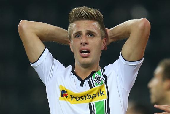 Patrick Herrmann, Borussia Mönchengladbach.