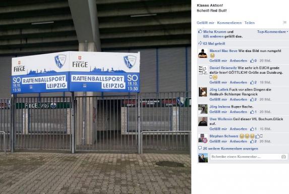 VfL: Bochum-Fans manipulieren Spielankündigung