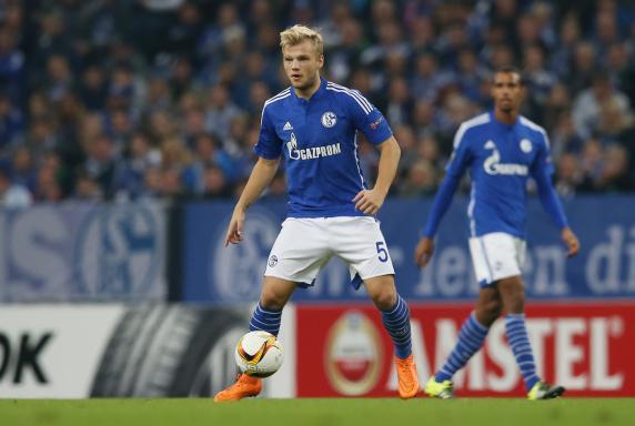 Johannes Geis, FC Schalke 04.