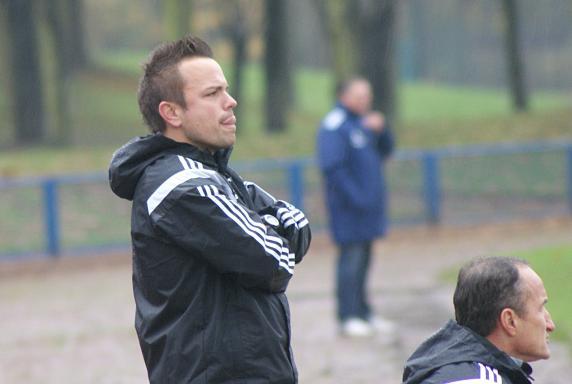 Trainer, SC Hassel, Thomas Falkowski, Saison 2014/15, Trainer, SC Hassel, Thomas Falkowski, Saison 2014/15