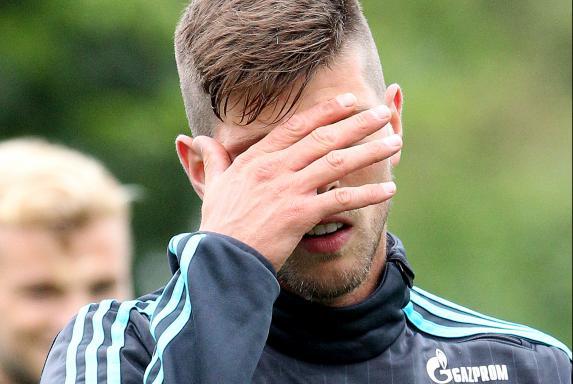 Klaas-Jan Huntelaar, FC Schalke 04.