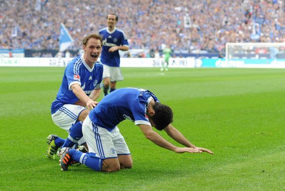 Raúl, FC Schalke 04.