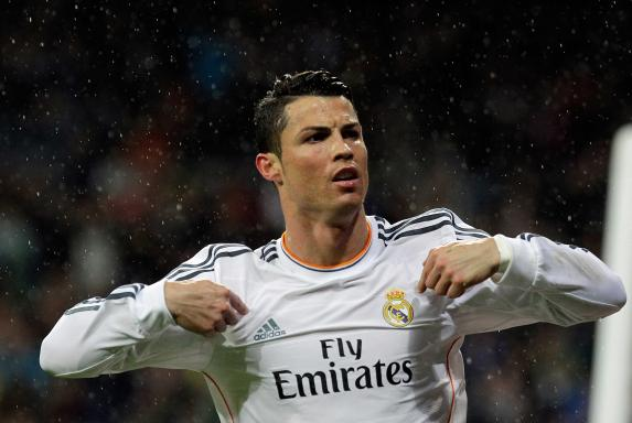 Real Madrid, Cristiano Ronaldo, Saison 2013/2014, Real Madrid, Cristiano Ronaldo, Saison 2013/2014