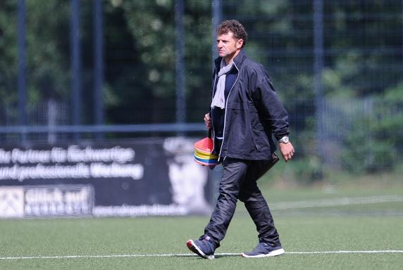 Trainer, Landesliga, ESC Rellinghausen 06, Karl Weiß, Saison 2014/15, Trainer, Landesliga, ESC Rellinghausen 06, Karl Weiß, Saison 2014/15