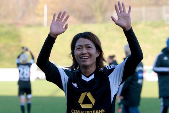 1. FFC Frankfurt, Kozue Ando, Saison 2014/15, 1. FFC Frankfurt, Kozue Ando, Saison 2014/15