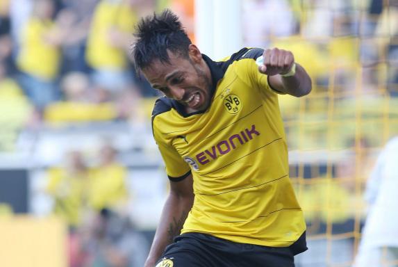 Pierre-Emerick Aubameyang, Saison 15/16, BVB-Hertha, Pierre-Emerick Aubameyang, Saison 15/16, BVB-Hertha