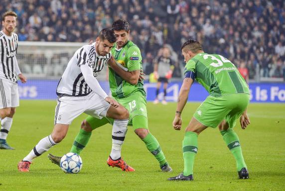 Juventus Turin, Borussia Mönchengladbach.