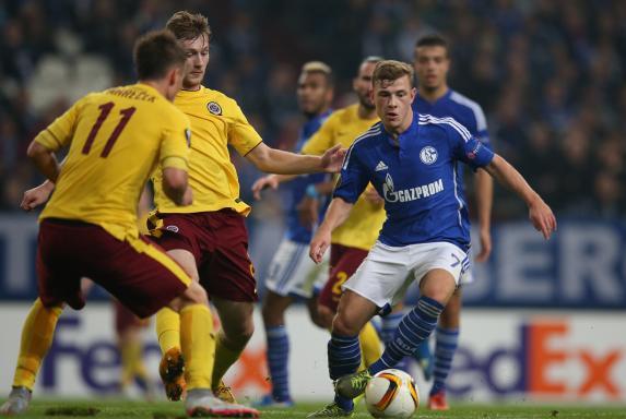 Max Meyer, Sparta Prag, Europa League, S04, FC Schalke 04