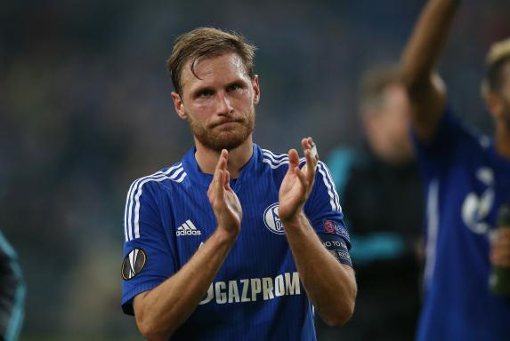 Benedikt Höwedes, FC Schalke 04.