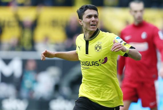 SC Freiburg, Borussia Dortmund, Leonardo Bittencourt, Saison 2012/2013, SC Freiburg, Borussia Dortmund, Leonardo Bittencourt, Saison 2012/2013