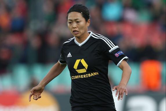 Kozue Ando, FFC Frankfurt, Saison 2014/15