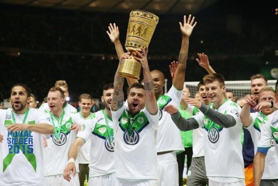 VfL Wolfsburg, Saison 2014/15, DFB-Pokalsieger, VfL Wolfsburg, Saison 2014/15, DFB-Pokalsieger