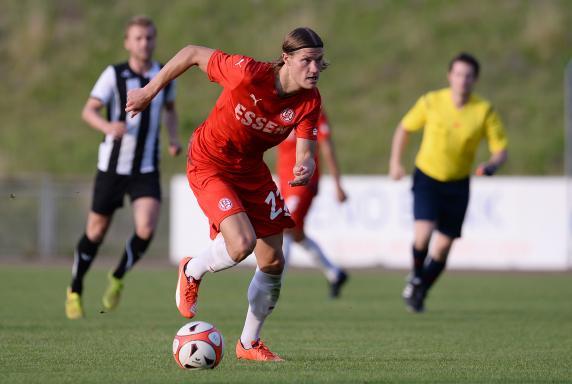 Rot-Weiss Essen, Kevin Behrens, Saison 2015/16, Rot-Weiss Essen, Kevin Behrens, Saison 2015/16
