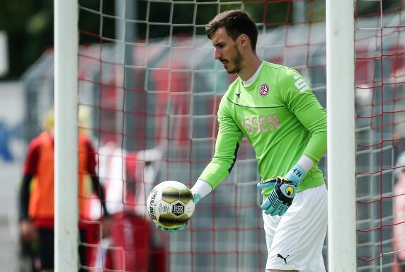 Rot-Weiss Essen, Niclas Heimann, Saison 2014/15, Rot-Weiss Essen, Niclas Heimann, Saison 2014/15