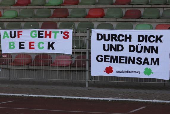 Stadion Niederrhein, FC Wegberg-Beeck, Stadion Niederrhein, FC Wegberg-Beeck