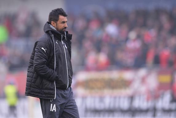 Trainer, Sportfreunde Lotte, Ismail Atalan, Saison 2015/16, Trainer, Sportfreunde Lotte, Ismail Atalan, Saison 2015/16
