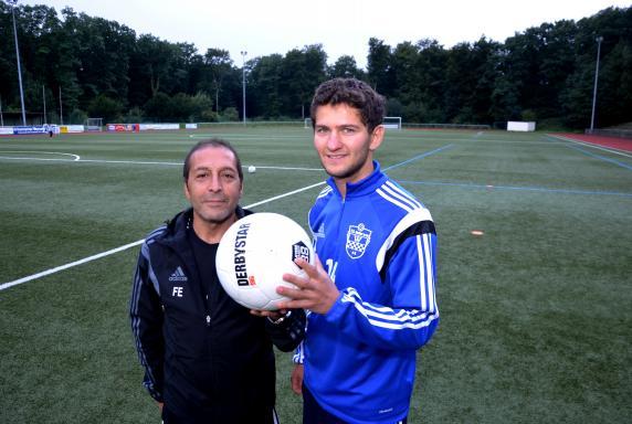 FC Wetter, Alexander Peters, Landesliga Westfalen 2
