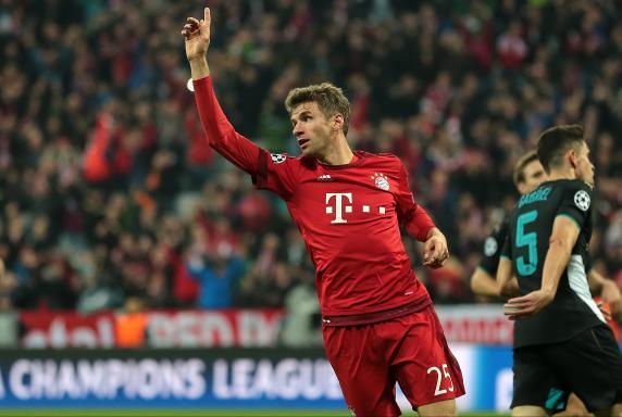 FC Bayern München, Thomas Müller, Saison 2015/16, FC Bayern München, Thomas Müller, Saison 2015/16