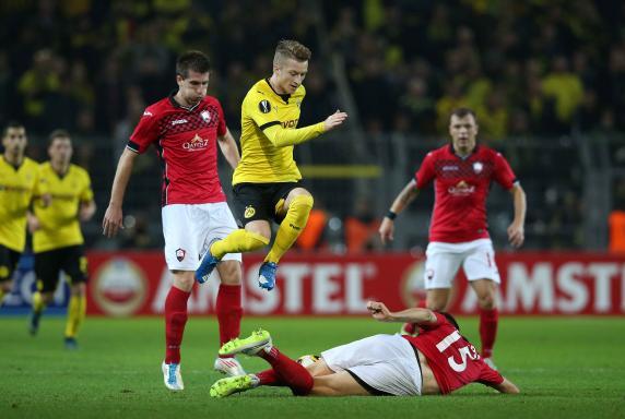 Marco Rues, BVB, Borusssia Dortmund, FK Qäbälä.