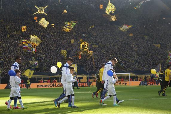 Borussia Dortmund, FC Schalke 04, Derby