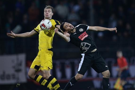 BVB II, SG Wattenscheid 09, Borussia Dortmund II, Saison 2015/16, BVB II, SG Wattenscheid 09, Borussia Dortmund II, Saison 2015/16