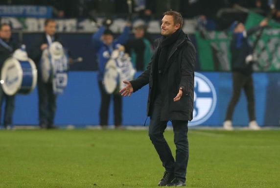 André Breitenreiter, FC Schalke 04.