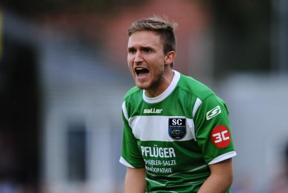 Torwart, SC Wiedenbrück, Marcel Hölscher, Saison 2014/15, Torwart, SC Wiedenbrück, Marcel Hölscher, Saison 2014/15