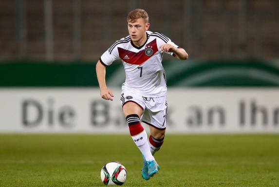 U21: Goretzka und Meyer siegreich