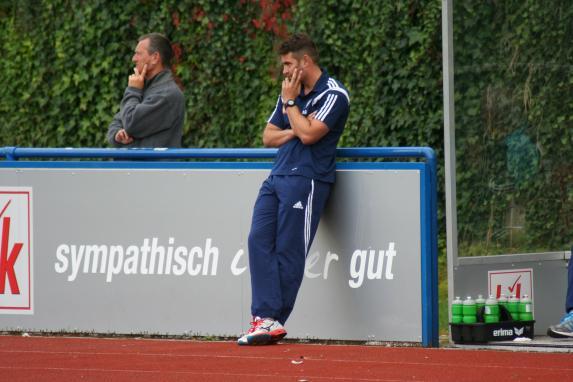 FC Brünninghausen, Alexander Gocke, FC Iserlohn, Saison 2014/2015, FC Brünninghausen, Alexander Gocke, FC Iserlohn, Saison 2014/2015