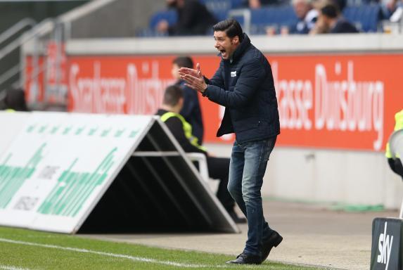 Trainer, msv duisburg, Ilia Gruev, Saison 2015/16, Trainer, msv duisburg, Ilia Gruev, Saison 2015/16