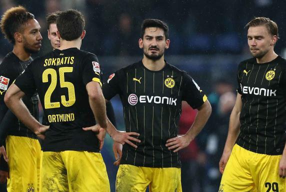 Hamburger SV Borussia Dortmund