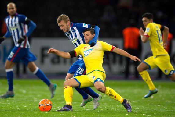 Hoffenheim versinkt im Schnee: Hawk-Eye hilft Hertha